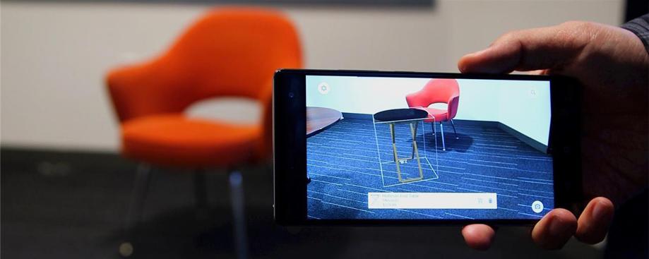 Количество предприятий, которые обратили внимание на AR технологии, выросло на 60%